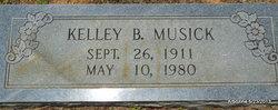 Kelley B. Musick