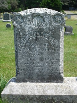 Caroline Elizabeth <i>Brown</i> Dickinson