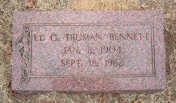 George Truman Bennett