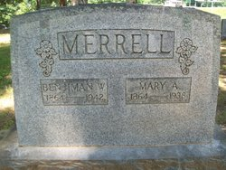Mary Anne Merrell