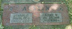 Jennie C <i>Clark</i> Austin