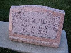 Mary M Alexo