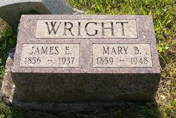 Mary Belle <i>Cox</i> Wright