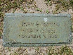 John Henry Irons