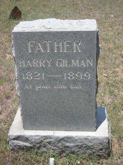 Harry Gilman