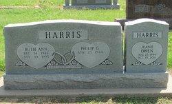 Ruth Ann <i>Geurin</i> Harris