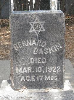 Bernard S. Baskin