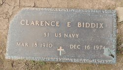 Clarence Ernest Biddix