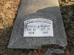 Charles A. Balsley
