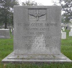 William Goetze Browne