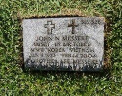 John Nick Messere