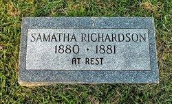 Samatha Richardson