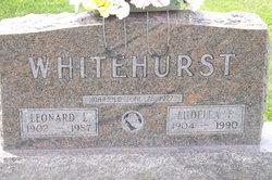 Leonard L Whitehurst
