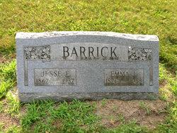 Jesse E. Barrick