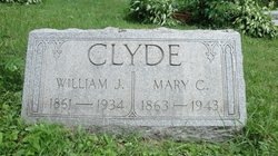 Mary Catherine <i>Heffernan</i> Clyde