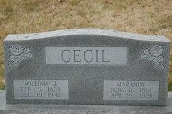 William Joseph Cecil