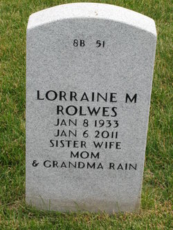 Lorraine Rolwes