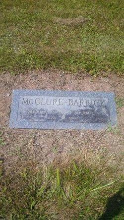Statta R <i>Barrick</i> McClure