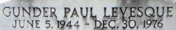 Gunder Paul Levesque