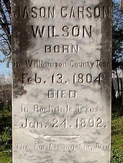 Jason Carson Wilson