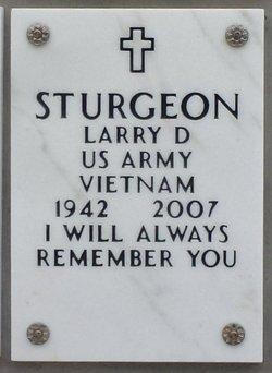 Larry David Sturgeon
