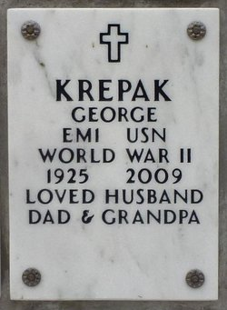 George Krepak