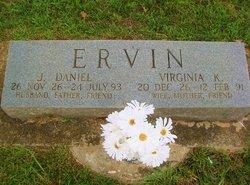 Virginia <i>Kale</i> Ervin