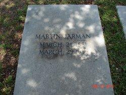 Martin Jarman