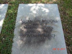 Evelyn Lee <i>Brooks</i> Jarman