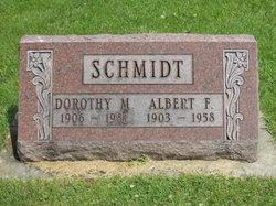 Albert F Schmidt