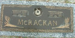 Nan <i>Sturgis</i> McRackan
