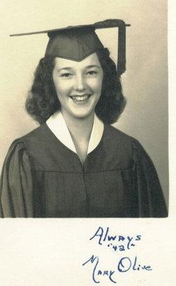 Mary Olive <i>Dailey</i> Baxter