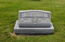 Emma <i>Strauss</i> Hofstetter