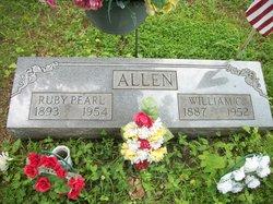 Ruby Pearl <i>Payne</i> Allen