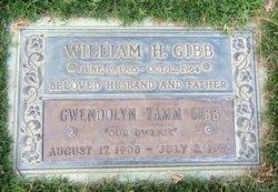 Gwendolyn Elizabeth <i>Tamm</i> Gibb
