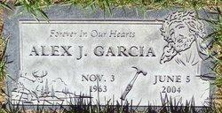 Alex James Garcia