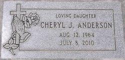 Cheryl Jeanette Anderson