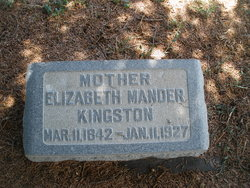 Elizabeth <i>Thurgood</i> Kingston
