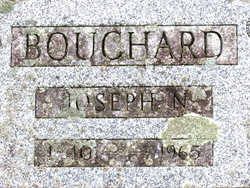 Joseph N Bouchard