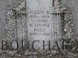 M Louise <i>Boily</i> Bouchard