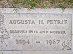 Augusta <i>Harvey</i> Petrie