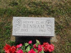 Henry Clay Benham