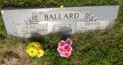 Johnnie Geneva <i>Hooker</i> Ballard
