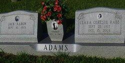 Clara Cereste <i>Rabb</i> Adams