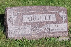 Cora Belle <i>Wager</i> Quiett