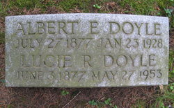 Albert Ernest Doyle