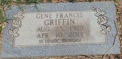 Gene Francis <i>Powers</i> Griffin