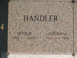 Josephine <i>Spiegler</i> Handler