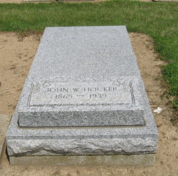 John W Hocker