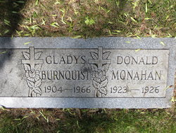 Gladys Margaret <i>Burnquist</i> Siggemen
